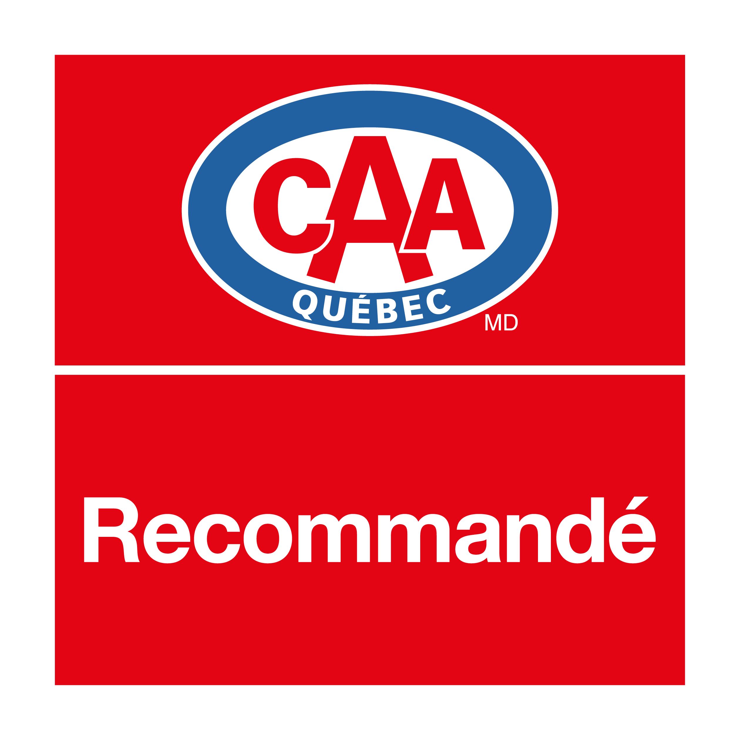 Nouveau logo CAA